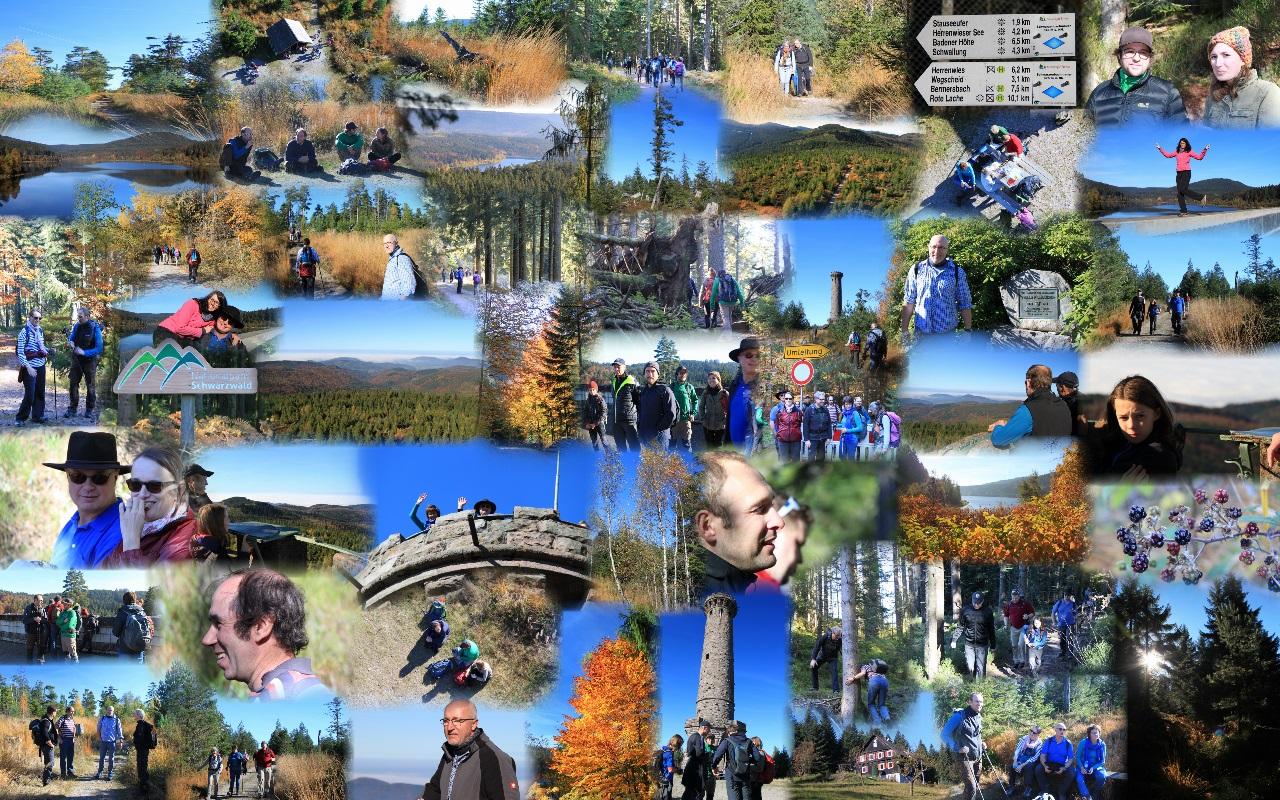Impressionen der Herbstwanderung
